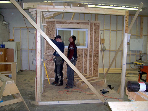 Your Denver Metro Construction Installation of Residential Frame Supports