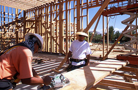 Your Denver Metro Construction Framing Residential Main Floor