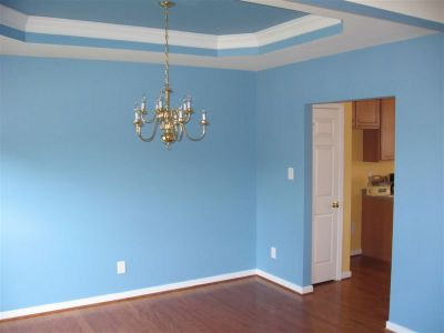 Painting Living Room on Williams Interior Sky Blue Paint   Your Denver Metro Construction